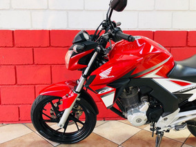 Honda Cb 250 Twister - 2017 - Financiamos - Km 14.000