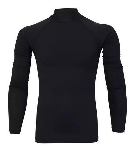 Camisa Térmica Manga Comprida Proteção Uv50 Masculina Longa