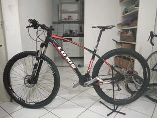 Bicicleta Montain Bike Lótus Stump 29er Pedal Esporte Aro 29