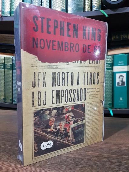 Novembro De 68 - Stephen King - Lacrado
