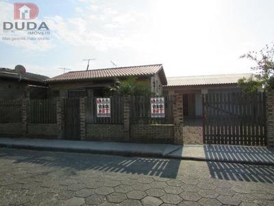 Casa No Bairro Centro Em Morro Da Fumaça Sc - 1252