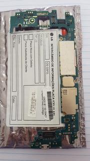 Placa Lg M320 Tv K10 Pawer 100% Original De Retirada