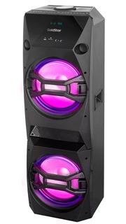 Torre Parlante Goldstar Gld-2510 32500w Bluetooth Sd Fm Cuot