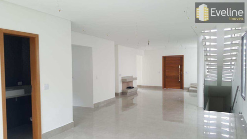 Bella Citta - Casa De Condomínio A Venda - 4 Suites - Mogi - V805