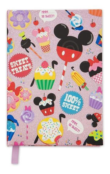 Disney Store Diario Mickey Mouse Y Amigos Sweet Treats 2019