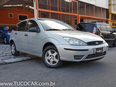 Ford Focus Hatch Gl 1.6 8v 2005 + Completo