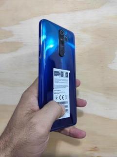 Xiaomi Mi 8 Pro 124gb, Versão Global, Azul Espacial