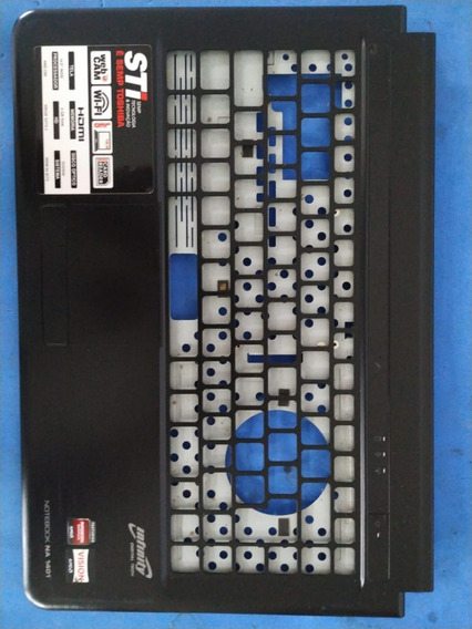 Carcaça Base Superior Do Teclado Notebook Sti Na 1401