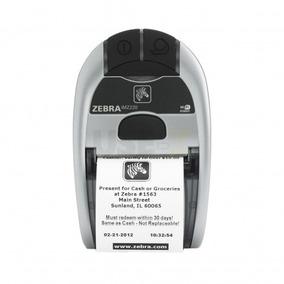 Impressora Portátil Zebra Imz320 Com Bluetooth Semi Nova
