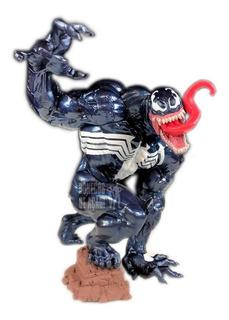 Figure Venom Marvel Goukai Original Bonecos De Ação