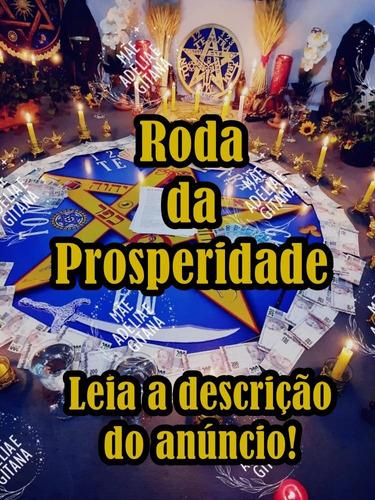 Ritual Prosperidade, Pacto Riqueza, Mãe Adélia E Gitana