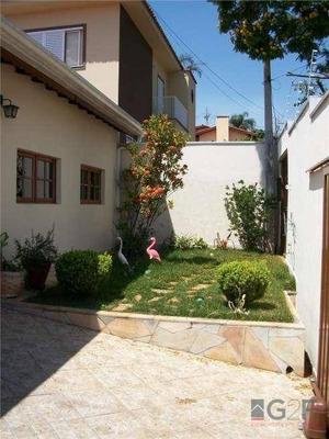 Casa Residencial À Venda, Jardim Guarani, Campinas. - Ca2238