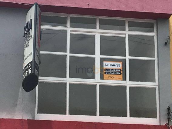 Casa Comercial Para Locação, Centro, Itu. - Ca3013