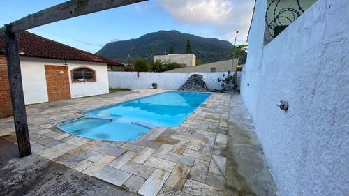 Casa Com 2 Dormitórios À Venda, 90 M² Por R$ 360.000,00 - Jardim Veneza - Peruíbe/sp - Ca0297