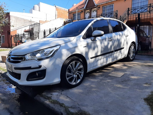 Citroen C4 Lounge Thp 165 At6 Exclusive Am16
