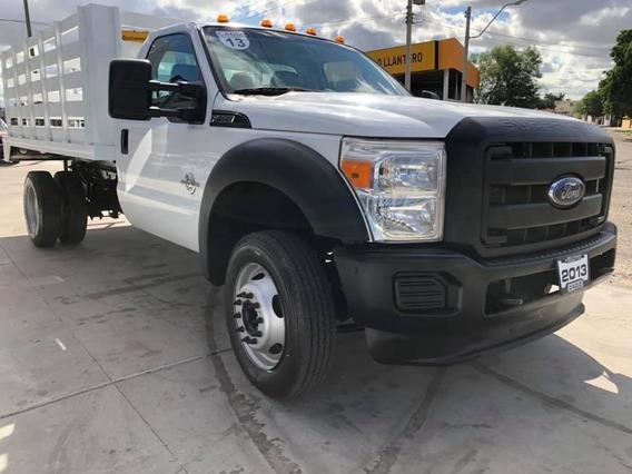 Ford F-550 Caja Redillas 6.7 L Diesel