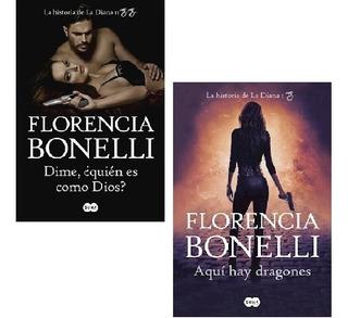 Pack La Historia De La Diana (2 Libros) - Florencia Bonelli