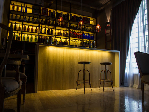 Bar En Las Cañitas