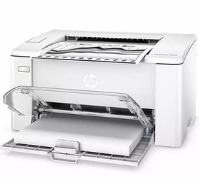 Impressora Laserjet Pro M102w Wi-fi 110v