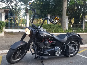 Fat Boy Special - Preta Fosca - 2013 - 28.400 Km - Excelente