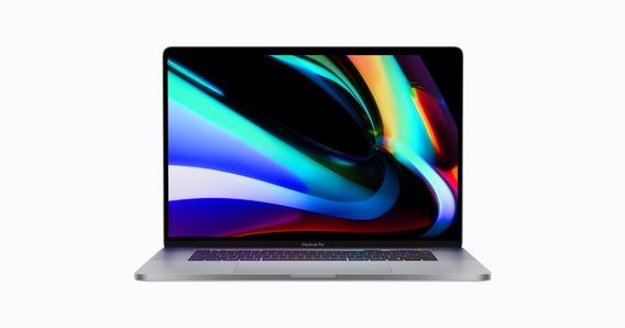 Macbook Pro Apple Touch Bar 16 I9 16gb 1tb Ssd 4gb