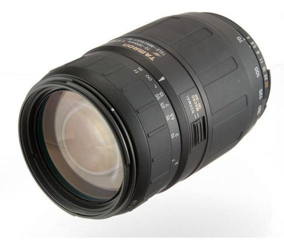 Lente Objetiva Canon Eos Tamron 70-300mm F/4.0-5.6 Ld