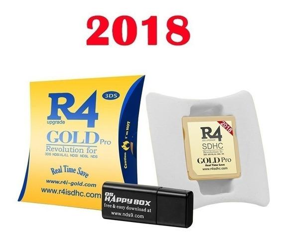 Cartão R 4 Gold Pro 2018 4gb Promoção