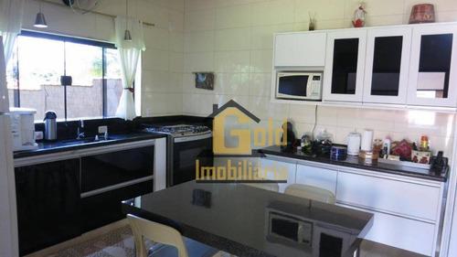 Chácara Com 3 Dormitórios À Venda, 2500 M² Por R$ 900.000 - Sítio São Bento 2 - Ribeirão Preto/sp - Ch0017