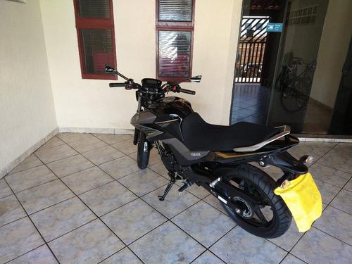 Yamaha Faizer 250 Cilindrad
