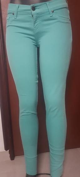 Pantalo M De Mezclilla+