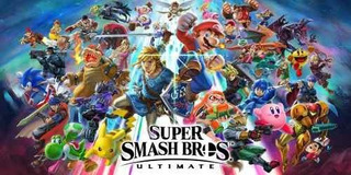 Juego Nintendo Switch Super Smash Bross