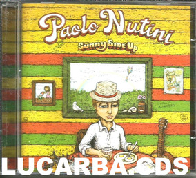 Cd - Paolo Nutini - Sunny Side Up - Lacrado