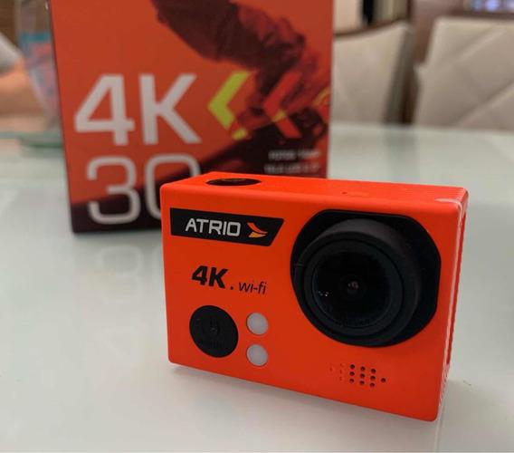 Câmera De Ação Fullsport Dc185 Átrio 4k
