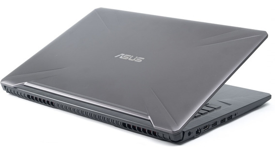 Notebook Asus Tuf Gaming I7 32gb 512ssd+2t 1060 6gb 17,3 Fhd