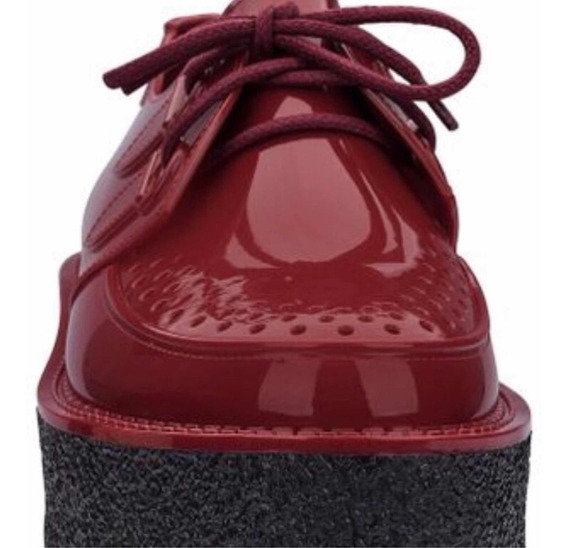 Zapatos Melissa Mujer Originales Nuevos Sin Uso 37 Bra 38 Ar