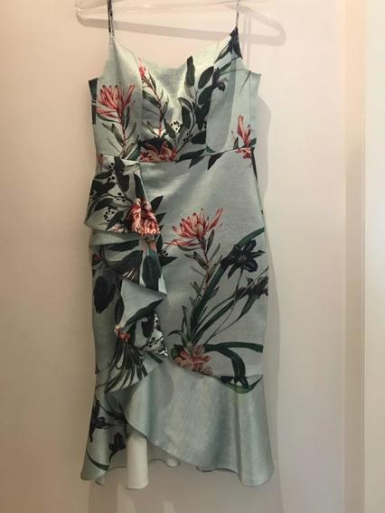 Vestido Luxo Patbo Usado Uma Vez - Tam 36