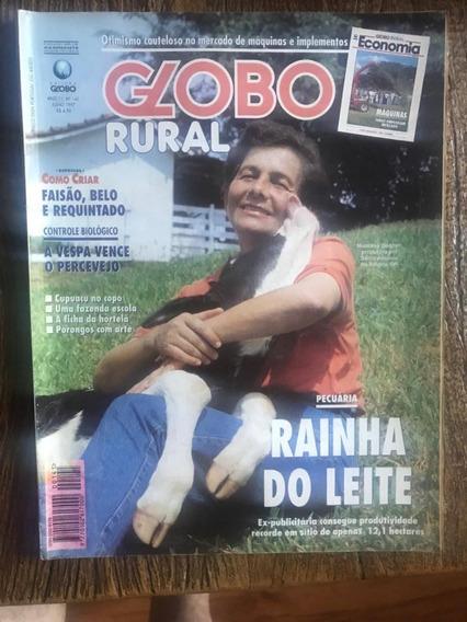 Revista Globo Rural #141