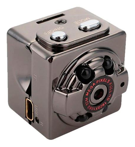 Mini Camara Espia Oculta Sq8 Full Hd Fotos 12mp La Mejor