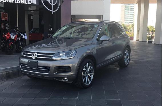 Volkswagen Touareg 2013 Limited V6
