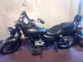 Moto Chopper (remate Por Viaje)