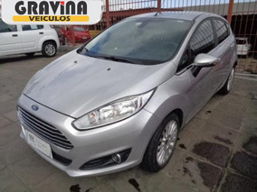 Ford New Fiesta Titanium 1.6 Automático 2015