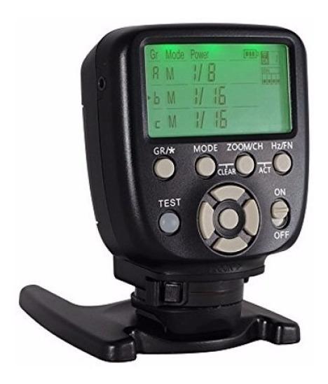 Controlador De Potencia Yongnuo Yn 560 Tx Ii Para Nikon
