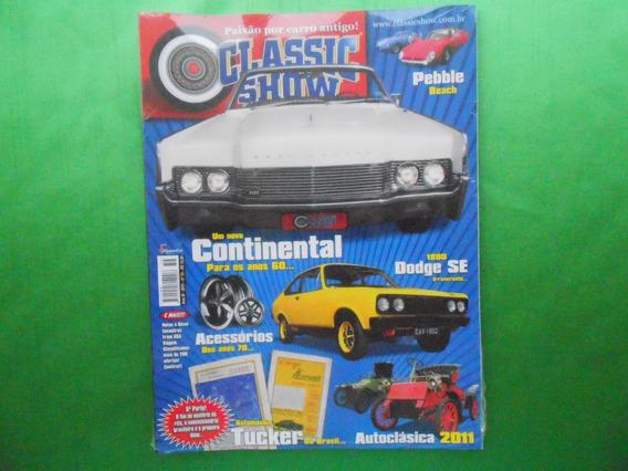 Revista Classic Show Nº 59 Ano Xl - 2011- Lacrada