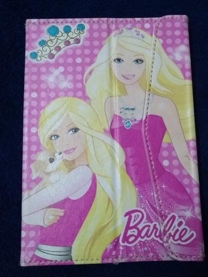 Capa Para Tablet Barbie