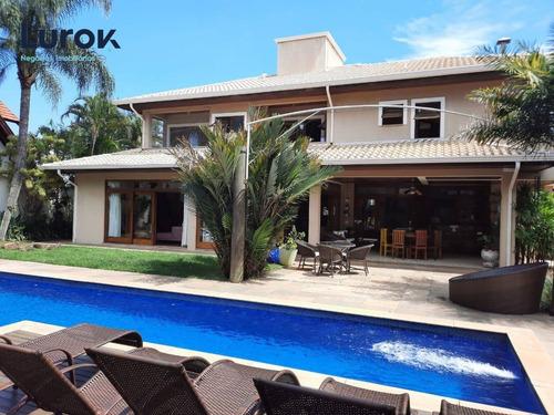 Casa Com 4 Suítes Para Venda Condomínio Vale Do Itamacará Valinhos - Ca4290