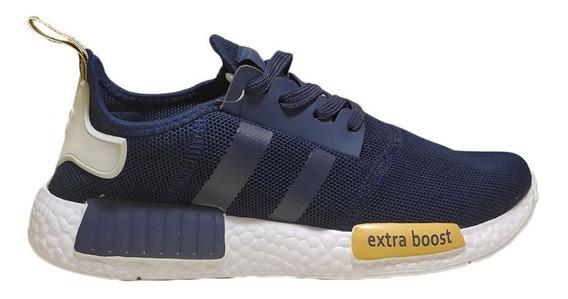 Zapatillas Deportivas Hombre Gummi Azul Extra Boost N°39/45