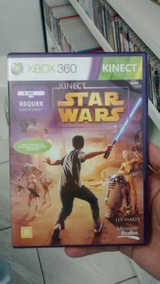 Jogo Para Xbox 360: Star Wars. Frete Grátis!