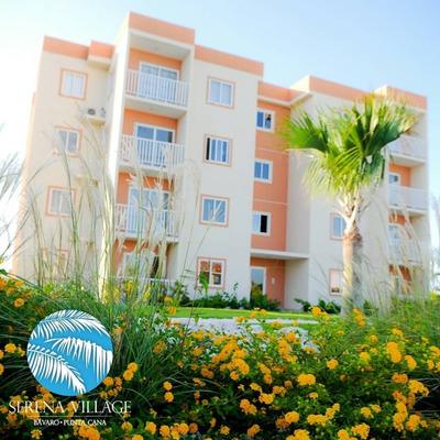 Villa Y Aptos Amueblados En Punta Cana Desde 68,000 Us