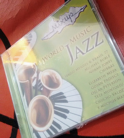 Cd World Musci Jazz - Lacrado - 18 Faixas