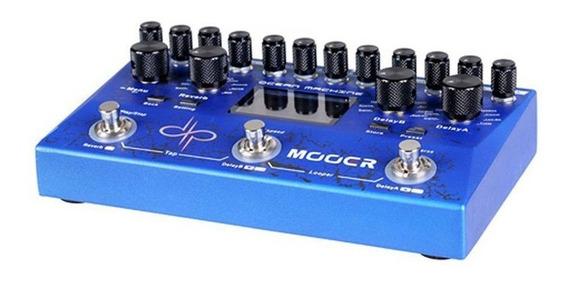 Pedal P/ Guitarra Dual Delay & Looper Tdl3 C/nfe